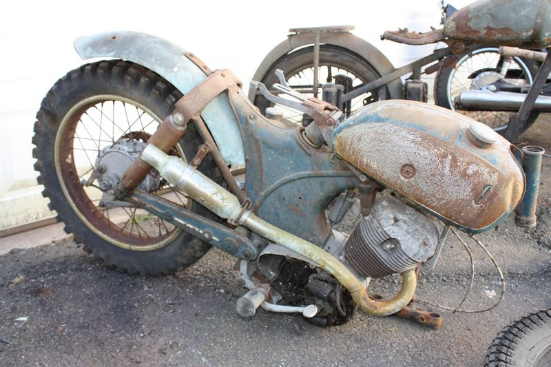 Motorcycle Graveyard Lockport Ny Dc Classic Cycles